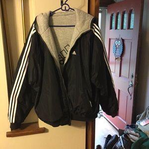 Adidas Reversible Heavy Jacket